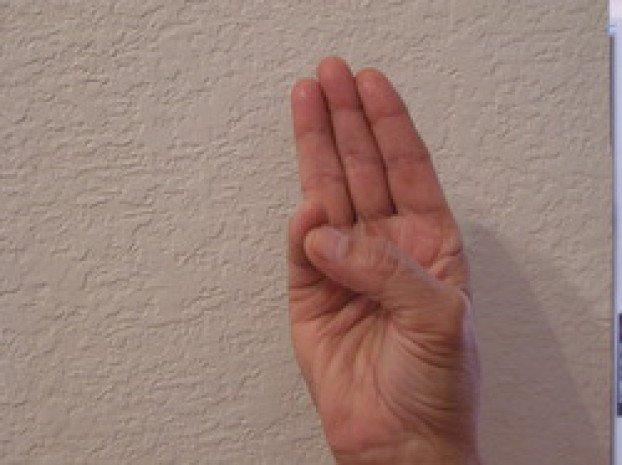 6 nesudėtingos jogos rankos mudros, norint numesti svorio, turite išbandyti!