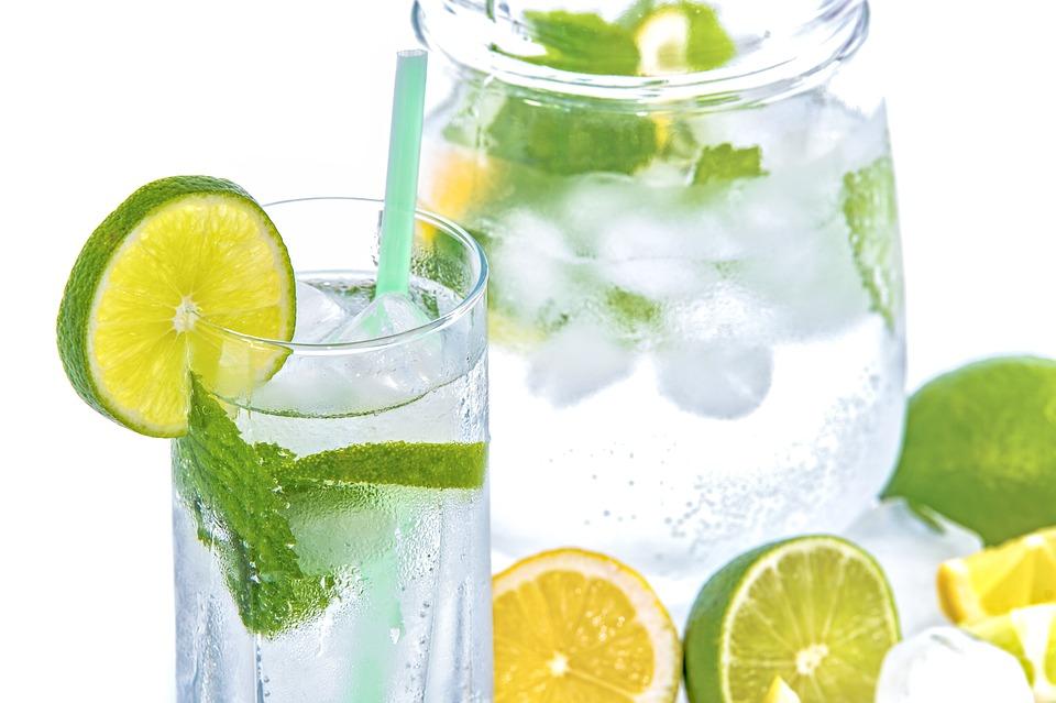 gėrimai, padedantys numesti svorio namuose