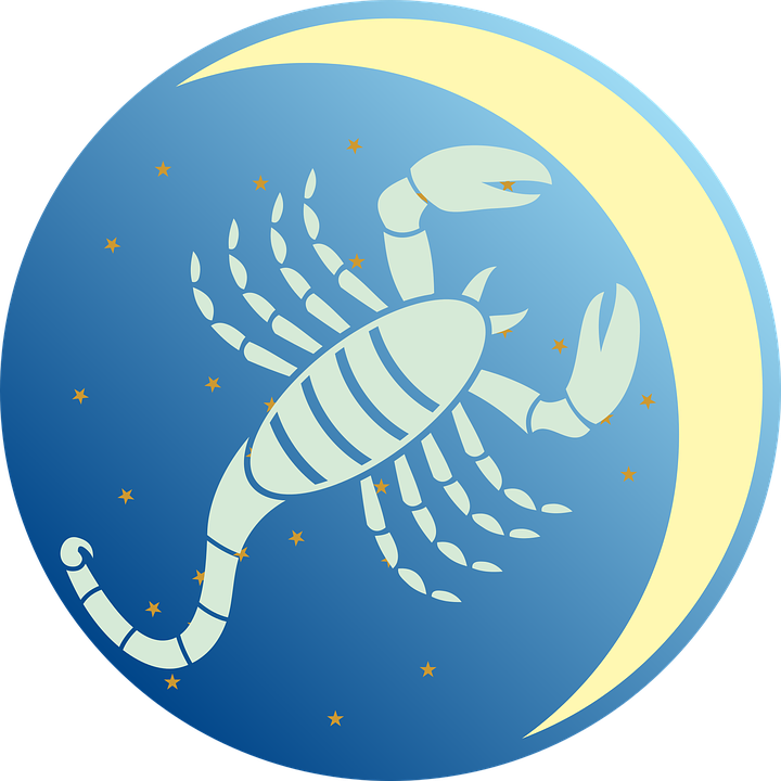 skorpionas, keršija