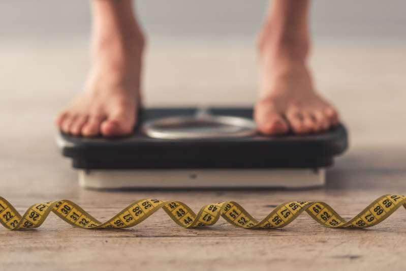 Dietos ir svorio metimas