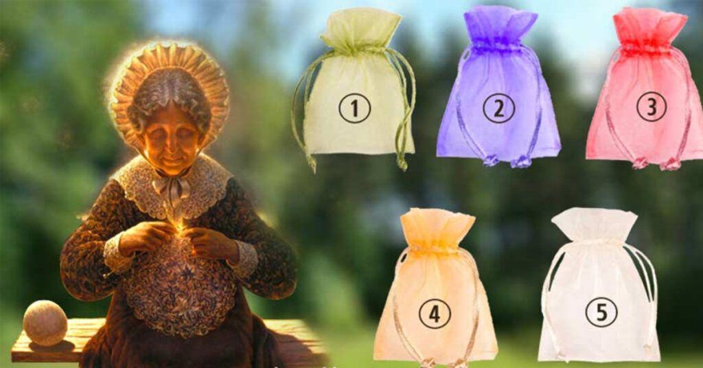 Pasirinkite maišelį ir sužinokite, ką jums padovanos ateitis!
