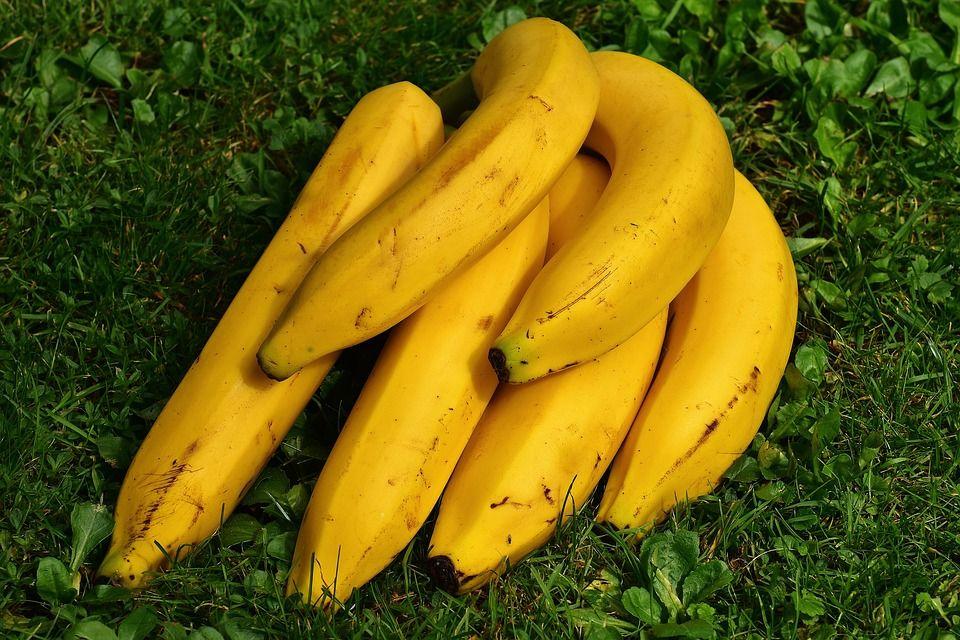 bananų arbata