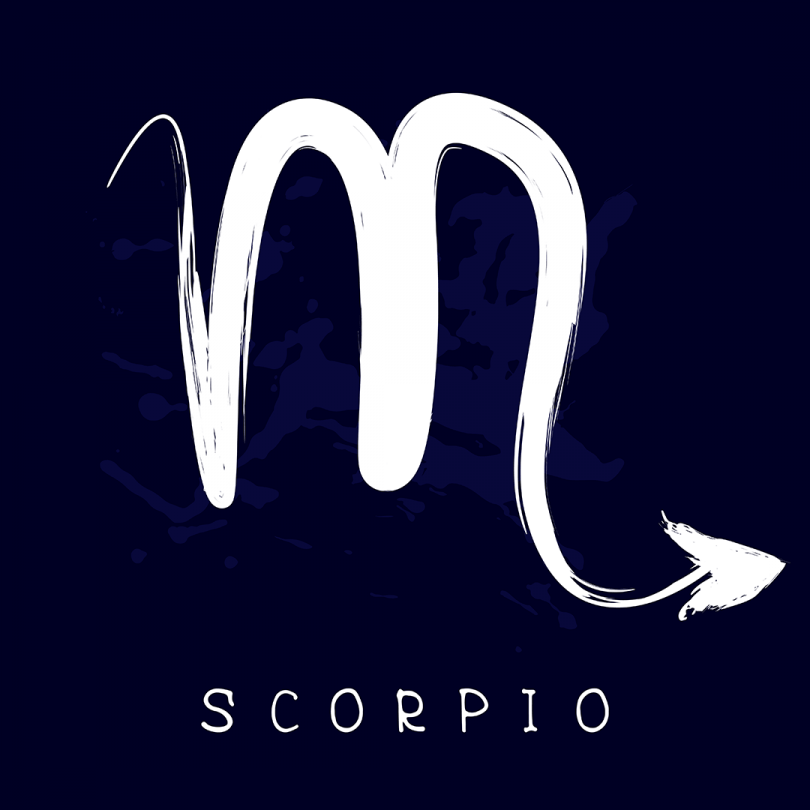skorpionas, intravertai, Liepos