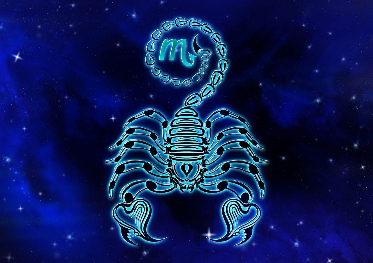 skorpionas, energiją