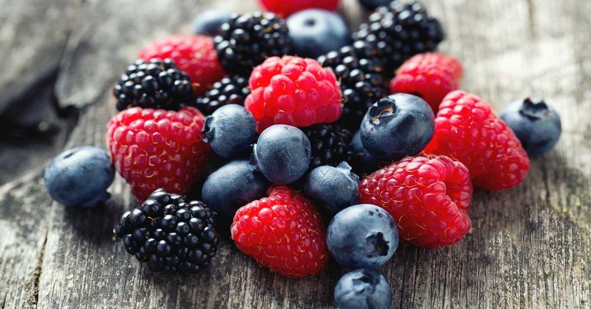 Sveikiausios uogos svorio metimui. 20 maisto produktų, kuriuos reikia valgyti metant svorį