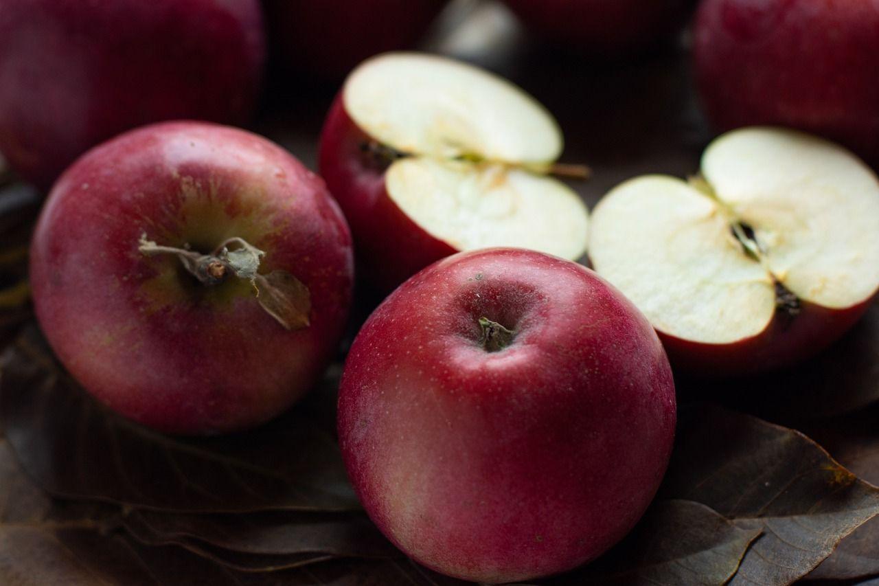 Obuoliai su varške