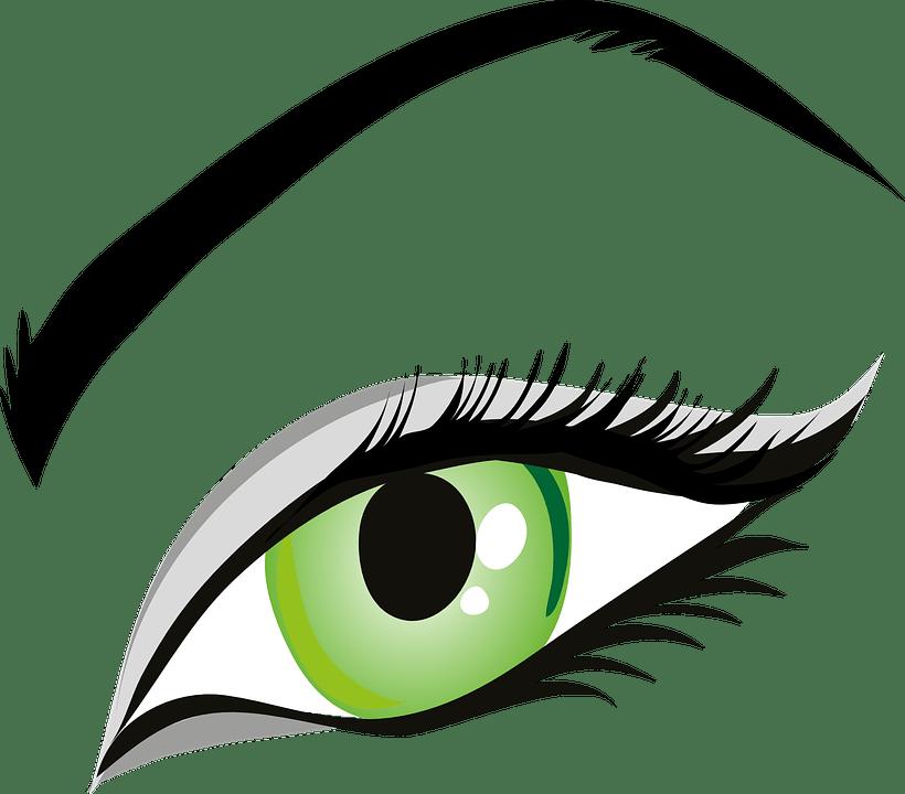 akių makiažas