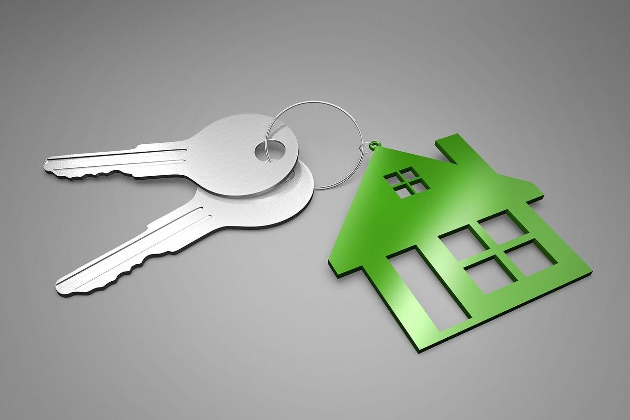 namų raktai