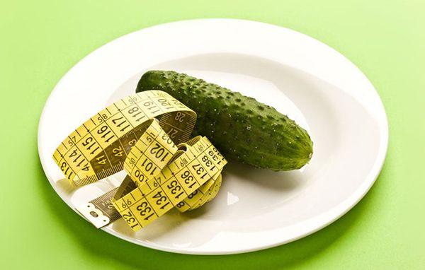 Agurkų dieta