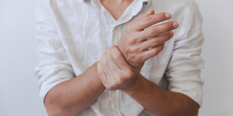 Rankų ir sąnarių skausmas