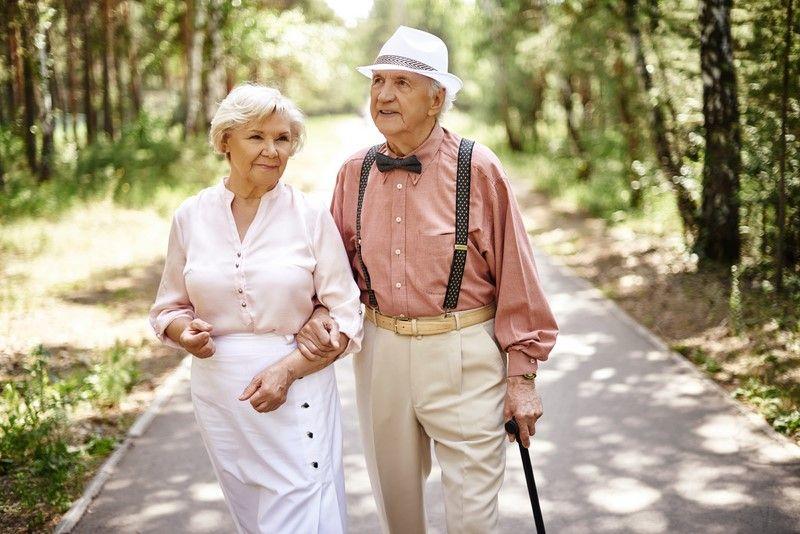 Vedybos vyresniame amžiuje