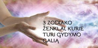 3 zodiako ženklai, turintys stipriausią gydymo dovaną