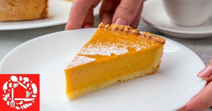 Moliūgų pyragas. 2 receptai, kuriuos pagaminsite vos per 15 minučių!