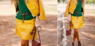 Ryškus stilius šaltuoju metų laiku. Išmokite juos nešioti!