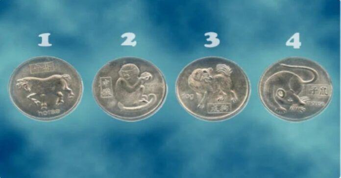 Testas: pasirinkite monetą ir sužinokite, kas jūsų laukia ateityje
