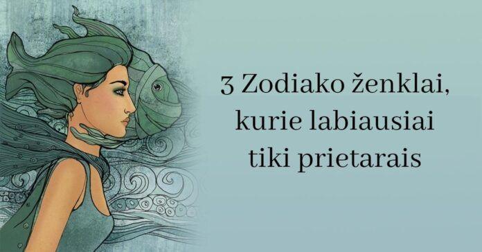 Horoskopas: 3 Zodiako ženklai, kurie labiausiai tiki prietarais
