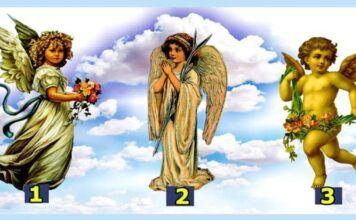 Išsirinkite angelą ir sužinokite, kas jūsų laukia rytoj!
