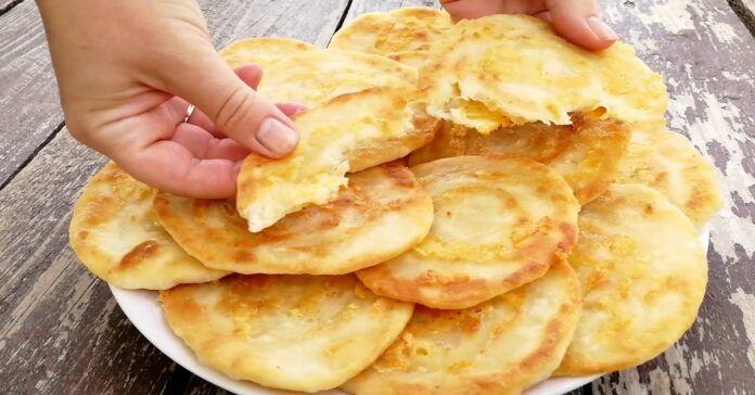 Sūrio paplotėliai, kuriuos dievina visa šeima. Išbandykite!
