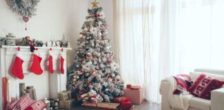 Kaip papuošti namus žiemos šventėms, kad pritrauktumėte laimę