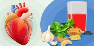Spaudimas: 5 geriausi produktai, sergant hipertenzija