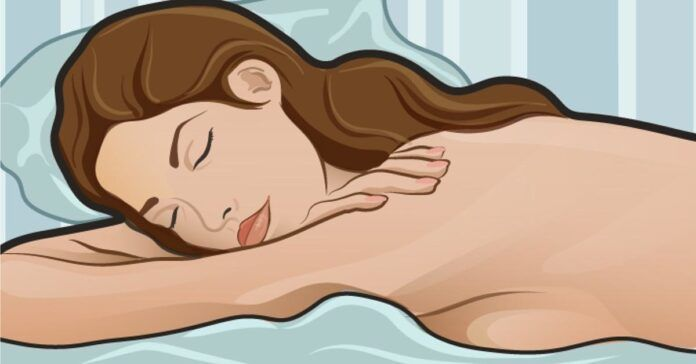Miegokite nuogas, sužinokite kodėl verta tai daryti dažniau!