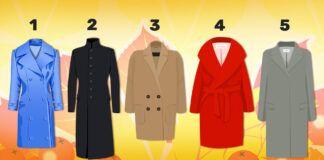 Pasirinktas paltas atskleis, ko tikėtis netolimoje ateityje!