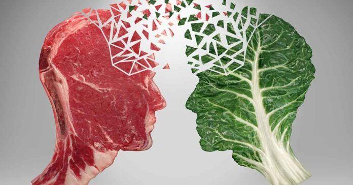 Vegetarizmo įtaka organizmui daug didesnė nei rūkymas!