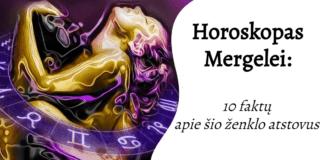 Horoskopas Mergelei: 10 faktų apie šio ženklo atstovus