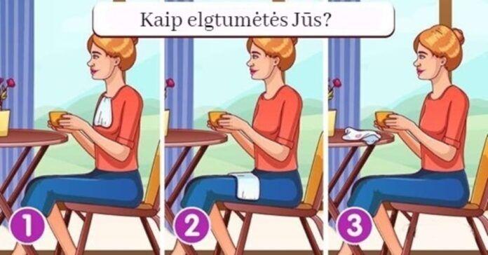 Etiketo testas moterims: kaip reikia elgtis prie stalo?