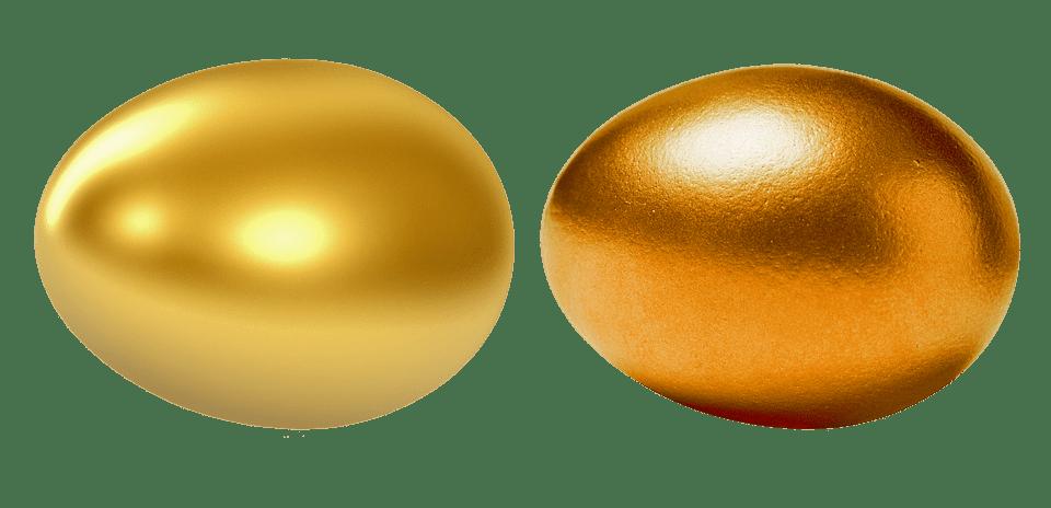 auksinis kiaušinis