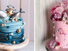 Pasakiškai gražūs tortai: pasisemkite šaunių ir skanių idėjų