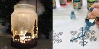 Kelios pasakiškai gražios Kalėdinės dekoracijos. Pasipuoškite namus