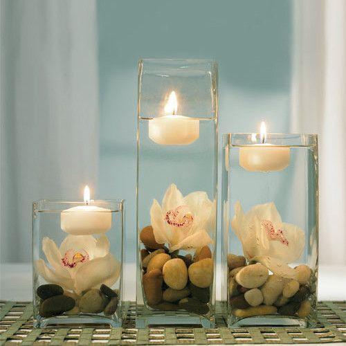 Žvakidė su vandeniu, ritualai