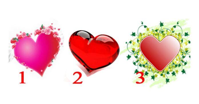 Pasirinkta širdis jums atskleis, ko tikėtis artimiausiomis dienomis