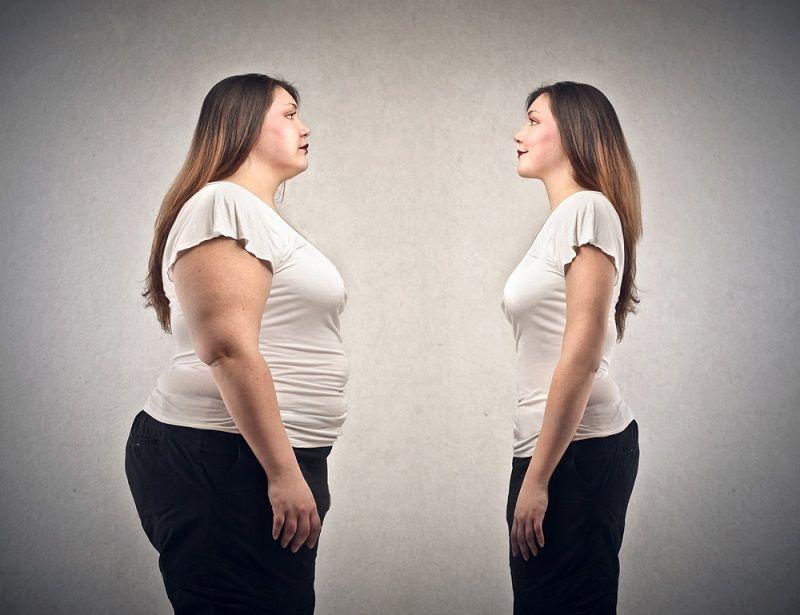 numesti svorio
