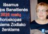 Išsamus Lilijos Banaitienės 2020 metų horoskopas visiems Zodiako ženklams