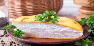 Prancūziškas omletas pusryčiams! Lengvas ir paprastas receptas