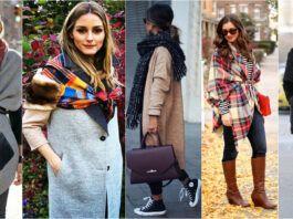 Šalikai žiemą. Kokie yra madingi ir kaip juos nešioti?