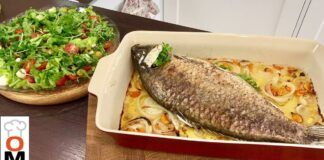 Soti kepta žuvis. Palepinkite visą šeimą greita vakariene per 30 minučių