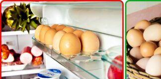 Maisto produktai, kurių nederėtų laikyti šaldytuve. Sužinokite!