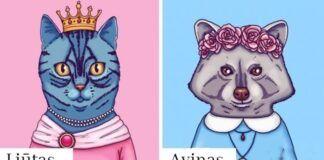 Kokie gyvūnai yra siejami su skirtingomis Zodiako ženklų moterimis?