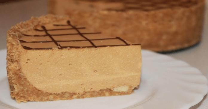 Pyragas su rududu. Lengvas ir paprastas receptas