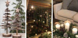 Šventiniai papuošimai: idėjos, kaip pagražinti namus Kalėdoms