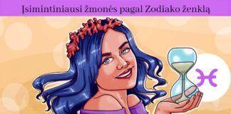 Įsimintiniausi žmonės pagal Zodiako ženklą. Kodėl juos sunku pamiršti?