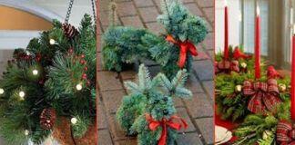 Įdomios dekoracijos Kalėdiniam laikotarpiui. Pasinaudokite idėjomis