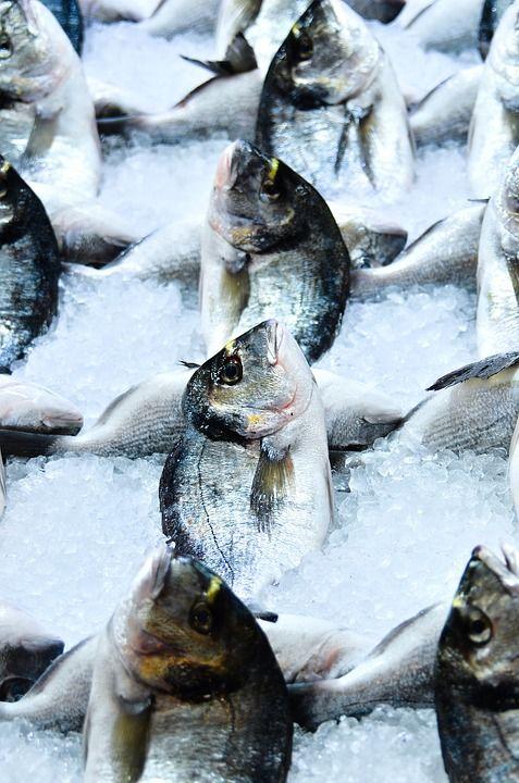kepta žuvis