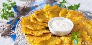 Traškių ir labai gardžių bulvinių blynų receptas. Būtina išbandyti!