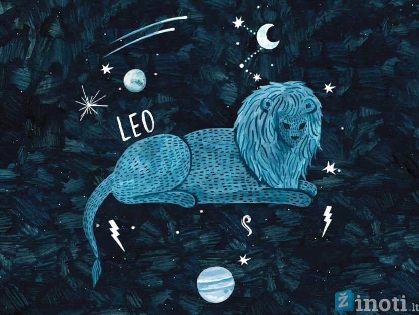 Liūtas, savaitės horoskopas, zodiako ženklai