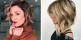 Madingas kirpimas moterims nuo 40 metų: šukuosenos ploniems plaukams