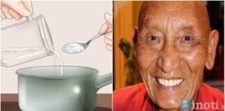 Norite sustiprinti dantų emalį? Pasinaudokite Tibeto vienuolio patarimais